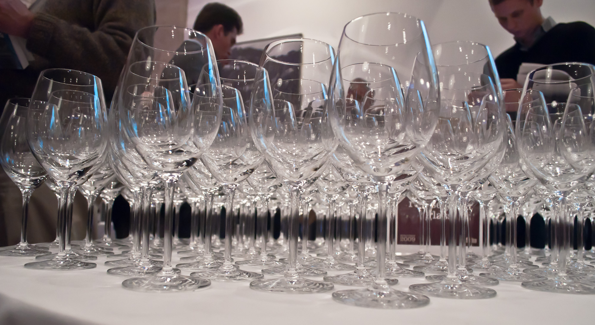 forest of glasses