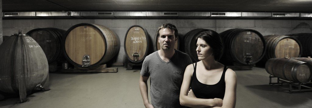 a good example of modern wine photography; copyright steve.haider.com